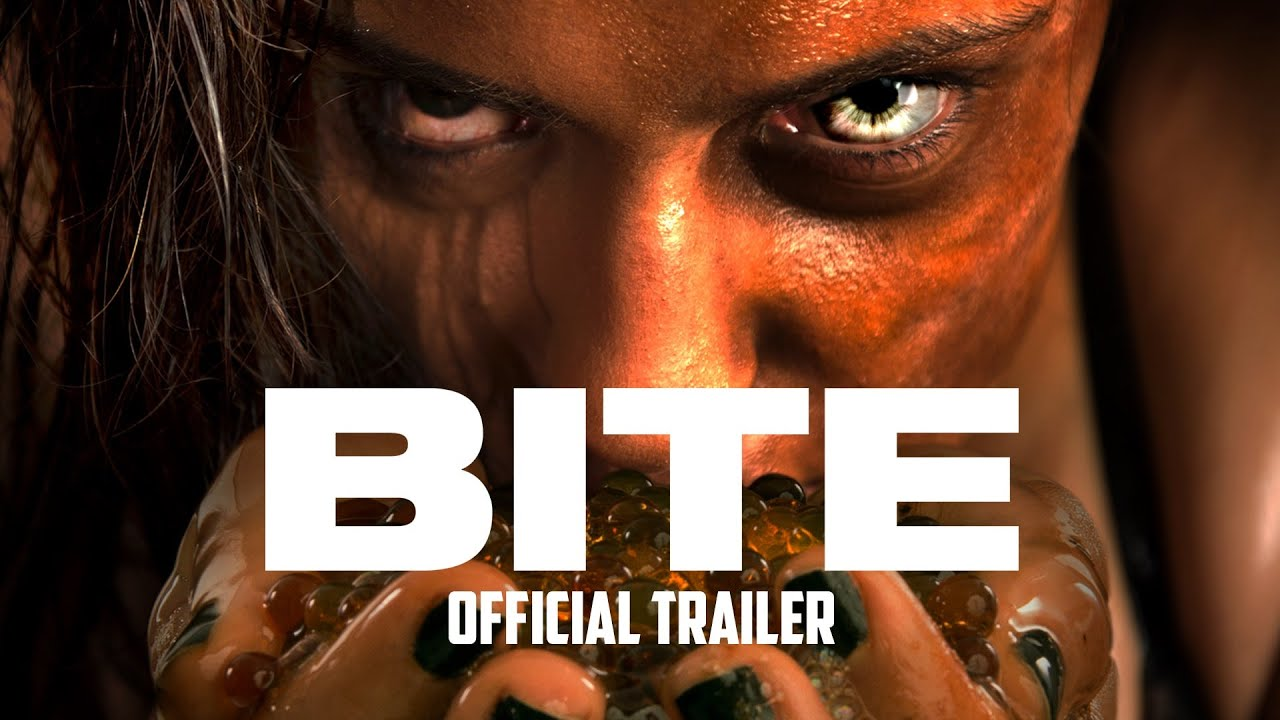 BITE - OFFICIAL TRAILER (2015)