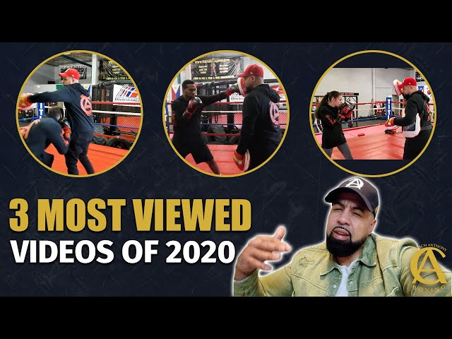 MY 3 MOST VIEWED VIDEOS OF 2020! [ Happy New Year ]
