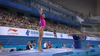 2014 Artistic Worlds, Nanning (CHN) - Go USA ! - We are Gymnastics !