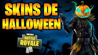 Fortnite-NEW HALLOWEEN SKINS COMING up