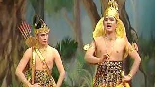 Mocopat Palaran PANGKUR GREGET Wayang Orang Bharatayudha - Javanese Classical Dance [HD]