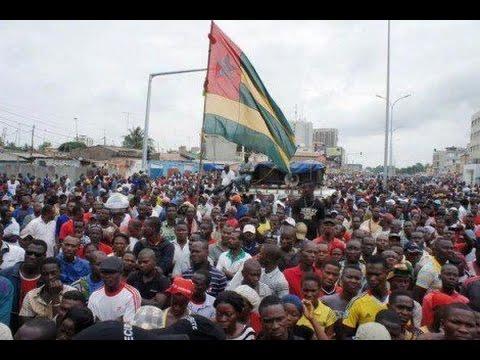 Nathaniel O: le Togo est assis sur une poudrière, le totalitarisme. Si rien n'est fait ca explosera