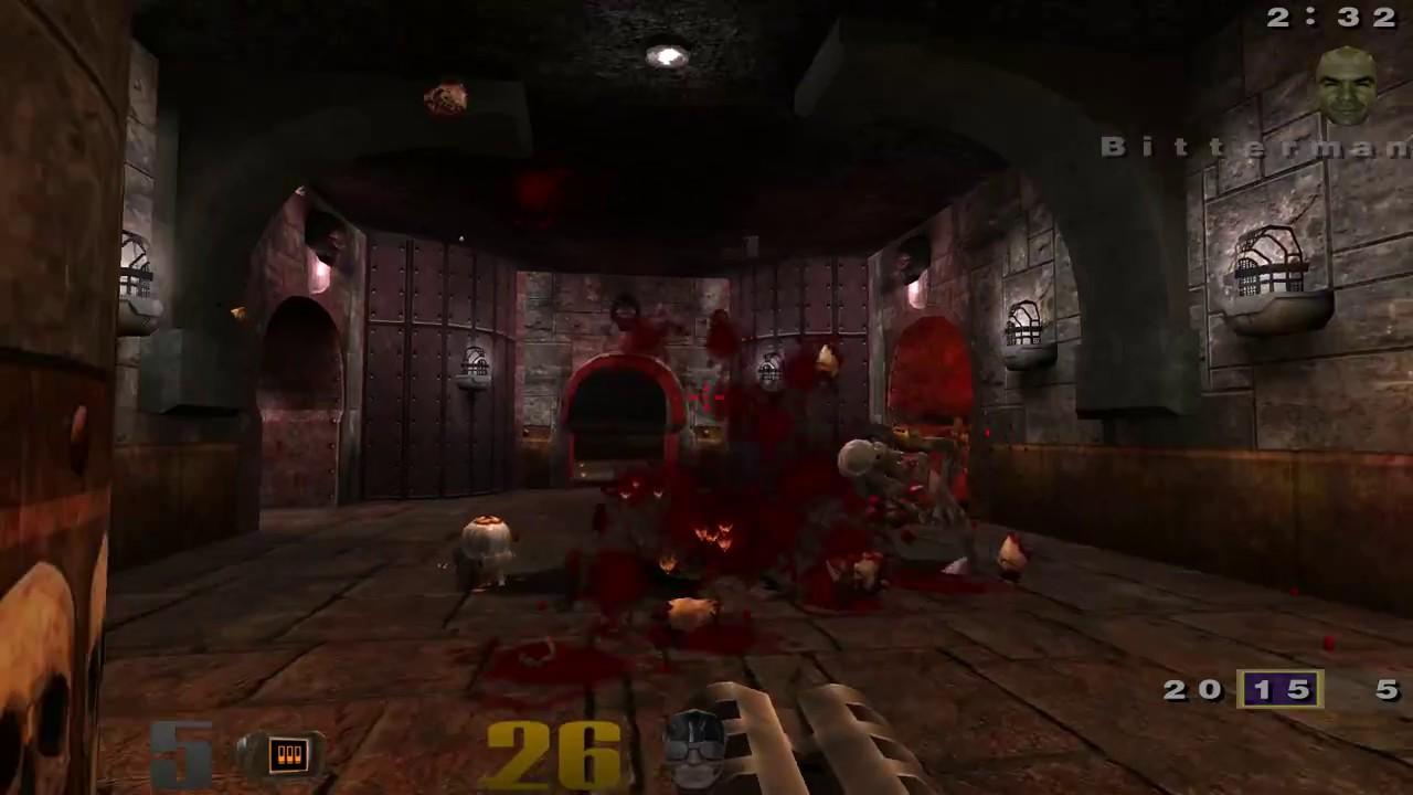 Quake III Arena 2018 Gameplay