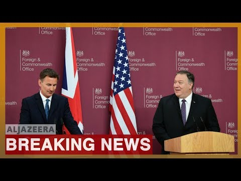 🇮🇷 Iran nuclear deal: US and UK react to Tehran's decision | Al Jazeera English