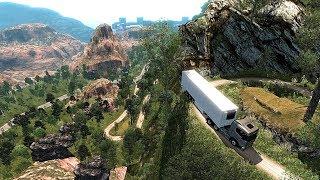 Video #500 Map Peru Death Road v 1.2 - Euro Truck Simulator 2 download MP3, 3GP, MP4, WEBM, AVI, FLV November 2018