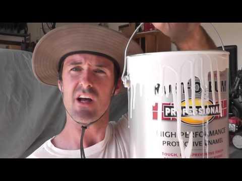 Vintage Shasta Camper Trailer Restoration - Part 14 - Exterior Painting Begins!!