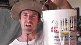 Vintage Shasta Camper Trailer Restoration  Part 14  Exterior Painting Begins!!