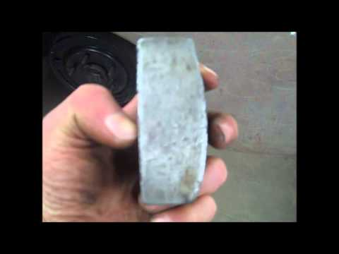 How to: Hammer & dolly Steel auto body