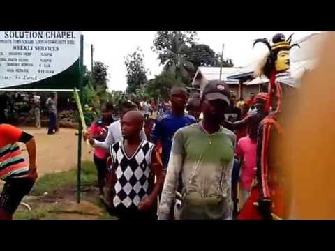 Ogoni  Bori Landlords celebrate in Ogoni's biggest cultural festival Pt2360p