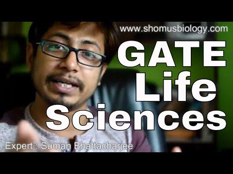 GATE Life Sciences Entrance Exam Preparation