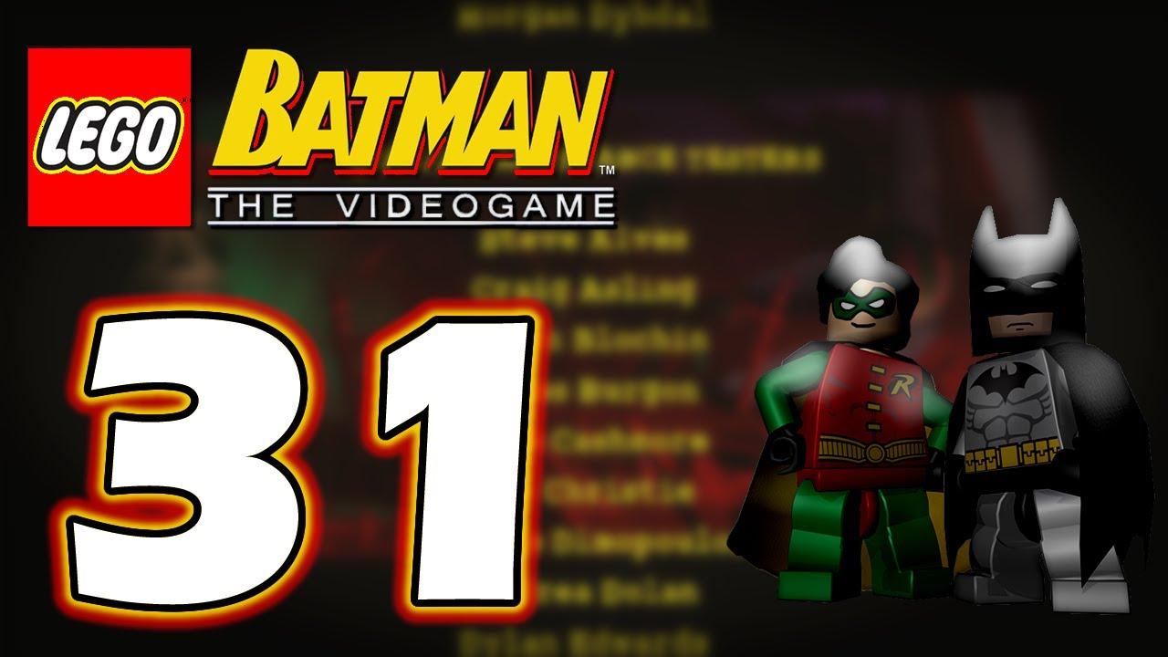 LEGO Batman PSP - #31. | End Game Credits - YouTube