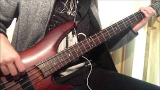 Decapitated - The Negation Bass Cover (+Downloadable Tabs)