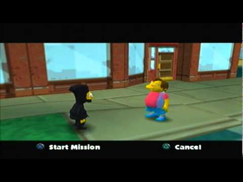 Let's Play: The Simpsons Hit and Run -...