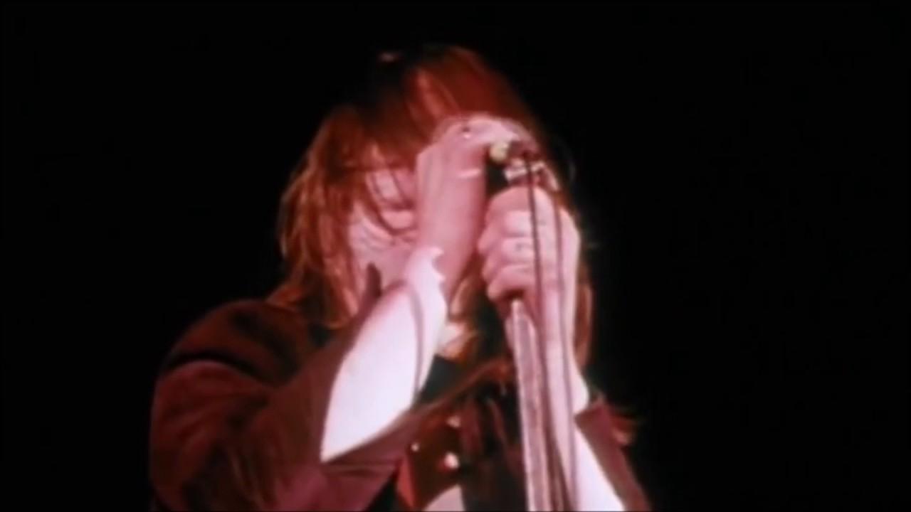 Black Sabbat War Pigs (Live in Paris 1970)