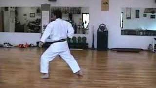 karate Goju Ryu - Gekisai dai ichi