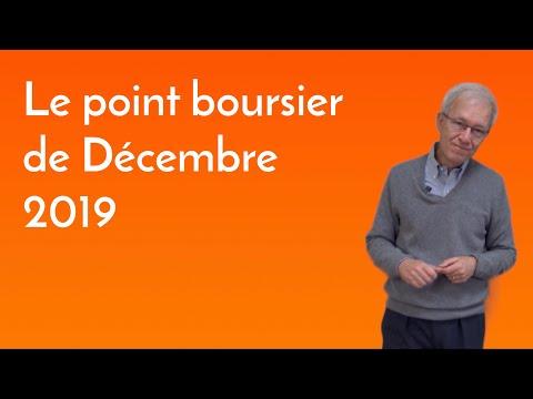 Vision hiboo : point boursier (décembre 2019)