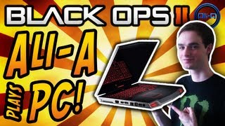 """SO CLOSE!"" - Ali-A Plays PC #2! - Black Ops 2 Multiplayer 1080p HD! (COD BO2 Gameplay)"