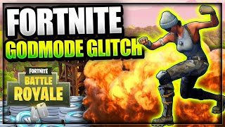 🌈⭐️*NEW* GOD MODE Glitch in Fortnite! (Fortnite Glitch)⭐️🌈