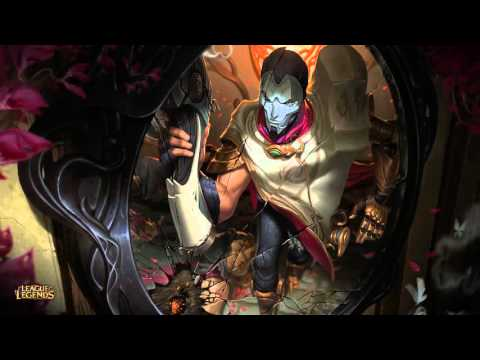 Jhin Voice - Deutsch (German) - League of Legends