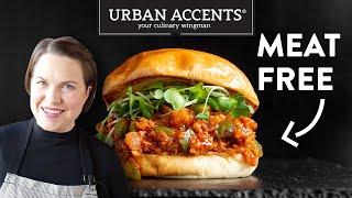 Meatless Sloppy Joes?! We're Not Looking Back   Cook School   Urban Accents