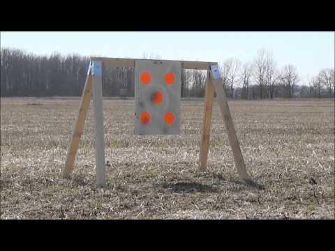 Remington 700 .308 AAC-SD Long Range Shots on Steel
