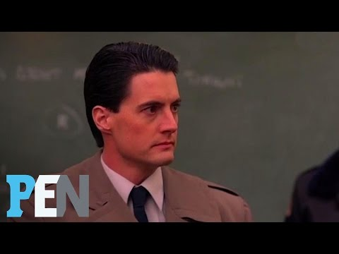 Twin Peaks Reunion: Kyle MacLachlan's Role Is Favorite He's Ever Played | PEN | Entertainment Weekly