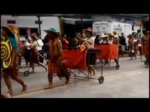 Tabuk City Matagoan at Panagbenga 2013