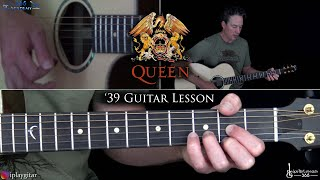 Queen - '39 Guitar Lesson