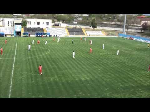 Aliyu Abubakar -  FC Dila Higlights (3 rounds)