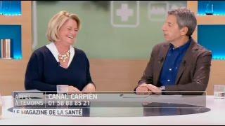 """""""Les métiers… Manuel"""" : le fou rire de Marina Carrère d'Encausse - Le Magazine de la santé"""