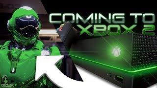 NEW XBOX 2 TECH | Ray Tracing Potentially Coming To Next Gen Xbox | Xbox 2020 To