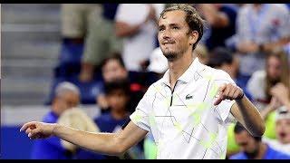 Триумф Медведева: впервые за 15 лет русский теннисист сыграет в финале «Большого шлема»