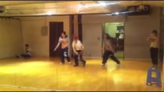 Ruby dance class/ break it on down-flii stylz &tenashus