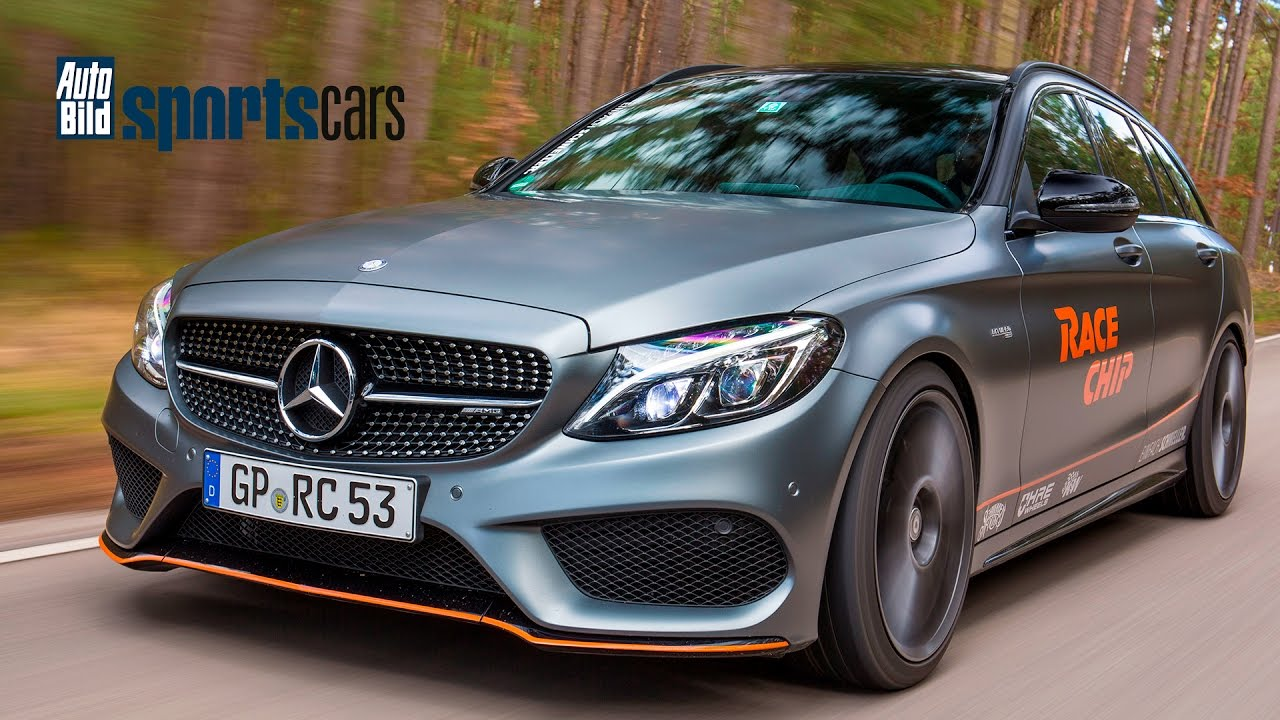 Racechip Mercedes-AMG C43 / Chiptuning / Topspeed / Review - AUTO ...