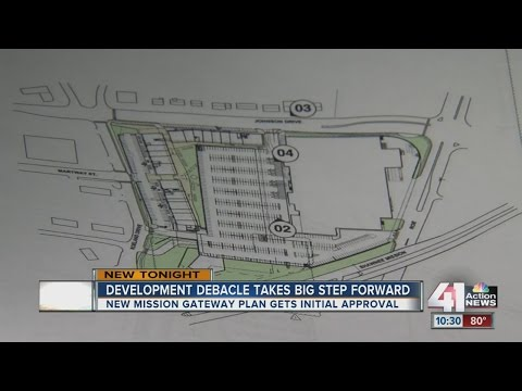 Development debacle takes big step forward