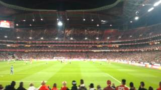 Tu És o meu Amor & Nós só queremos Benfica Campeão
