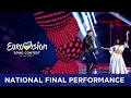 Joci Pápai - Origo (Hungary) Eurovision 2017 - National Final Performance
