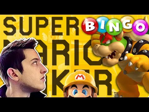Super Mario Maker BINGO and VIEWER Levels | BINGO = Punishment ☠️