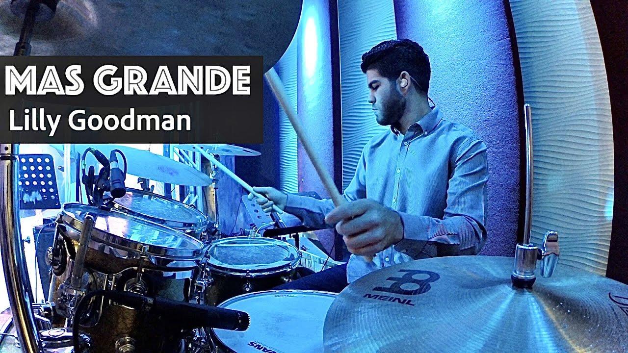 Más Grande - Lilly Goodman - Gateway Worship (Live Drum Cover) Héctor García