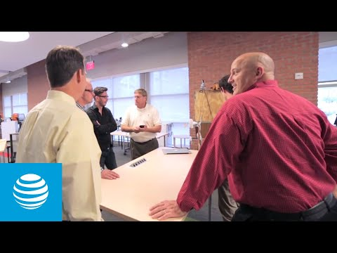 Inside the AT&T Foundry™ in Atlanta - AT&T Innovation | AT&T