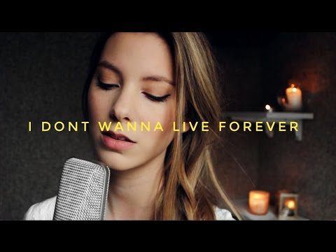 """""""Fifty Shades Darker"""" I Don't Wanna Live Forever - Zayn & Taylor Swift   Romy Wave (piano Cover)"""