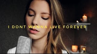 Fifty Shades Darker I Don T Wanna Live Forever Zayn Taylor Swift Romy Wave Piano Cover
