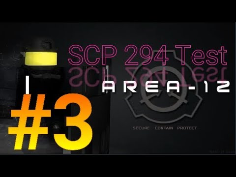 ROBLOX Area-12 New Series #3 Facility Exploring and 294 Test!