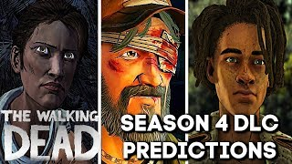 "The Walking Dead:Season 4: DLC PREDICTIONS - ""The Final Season"""