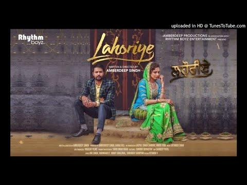 Lahoriye Jukebox| Amrinder Gill| Sargun Mehta|Punjabi Songs|2017