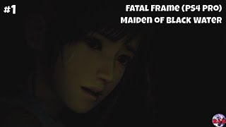 Fatal Frame Maiden of Black Water Part 1 | Prologue: Lurking in the Deep | PS4 Gameplay Walkthrough
