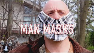 Man Masks