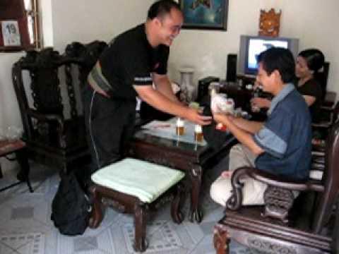 Thầy Võ Sư Trịnh Quốc Đinh&Võ Sư Hoàng Thanh Phong