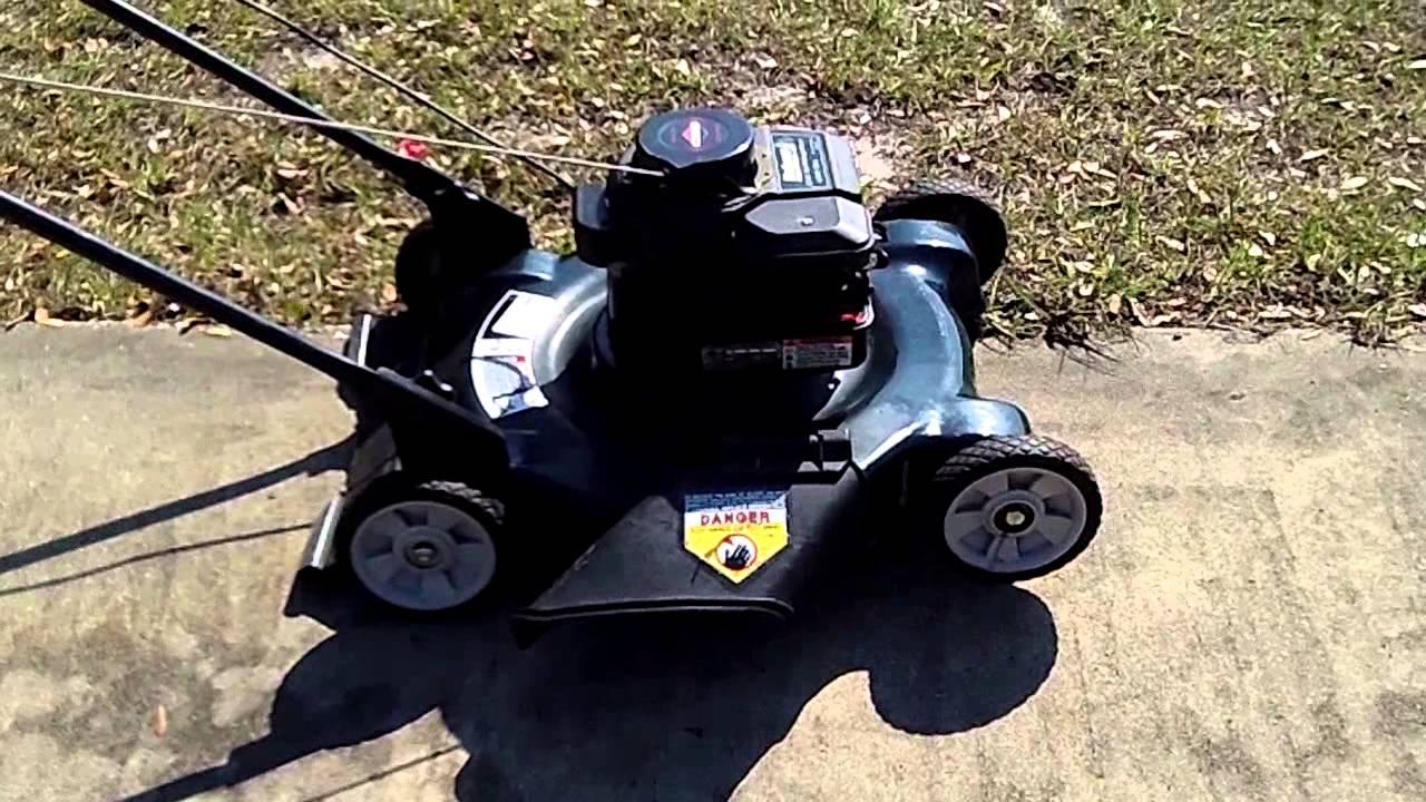 Bolens By Mtd 22 Push Lawn Mower Model 11a 074d765