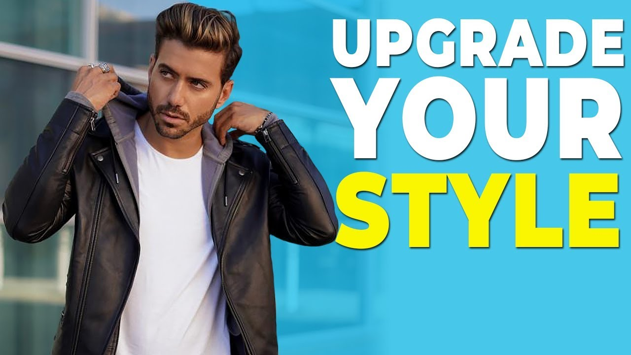 [VIDEO] - How To Make a BASIC Outfit look AMAZING in 5 Steps | Alex Costa 7